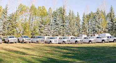 octo-mechanical-truck-lineup-edmonton-ab